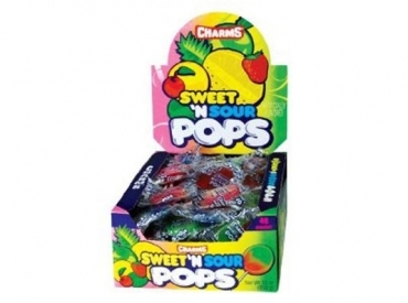CHARMS POPS - SWEET AND SOUR