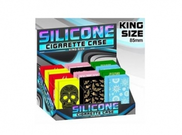 SILICONE CIG CASE-KING