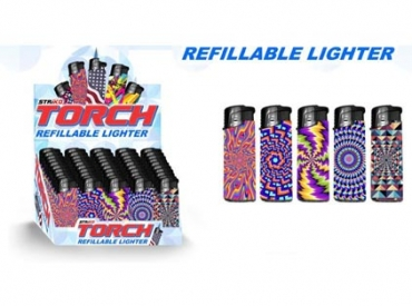 PSYCHEDELIC TORCH LIGHTER