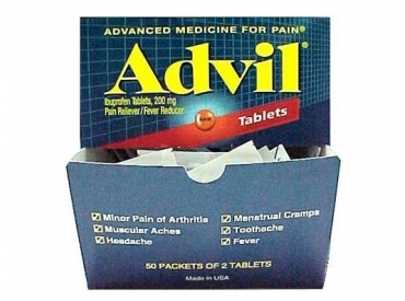 ADVIL 50 - 2ct Packs
