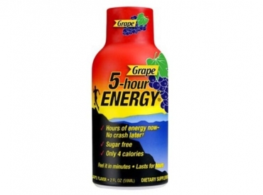 5 HOUR ENERGY - GRAPE