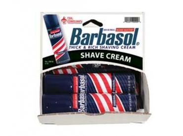 BARBASOL SHAVE CREAM DISPENSIT