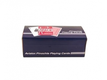 PINOCHLE PLAYING CARDS-AVIATOR