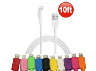 I-PHONE 10 FT CABLE