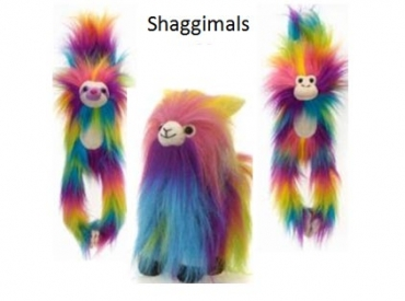 SHAGGIMALS ANIMALS-ASST