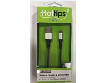 H-TIPS FLEX ARMOR MICRO USB CA