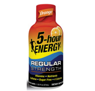 5-Hour Energy Shots Hunter Item