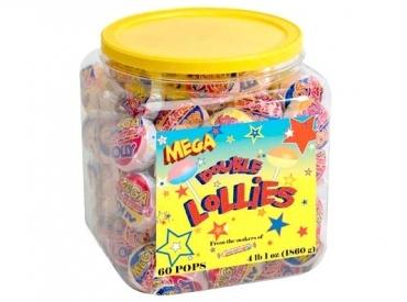 MEGA DOUBLE LOLLIES SUCKERS