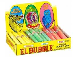 EL BUBBLE ORIG. BUBBLE GUM CIG