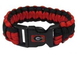UGA SURVIVIOR BRACELET