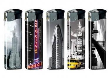 NYC B&W LIGHTER