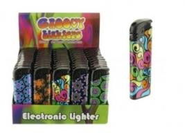 GROOVY ELECTRONIC LIGHTER
