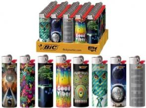 BIC PRISMATIC SERIES LIGHTER