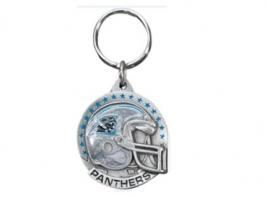 PANTHER PEWTER KEY CHAIN