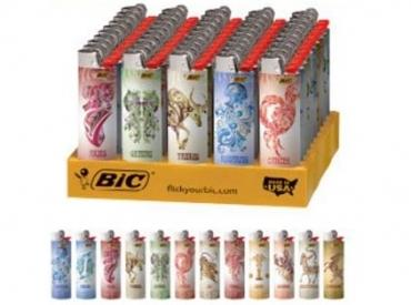 BIC ASTROLOGY LIGHTERS