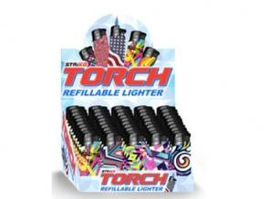 ABSTRACT TORCH LIGHTER