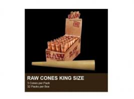 RAW CONES KING