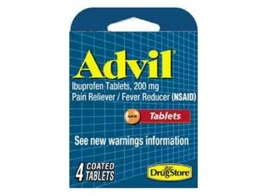 ADVIL PAIN RELIEVER