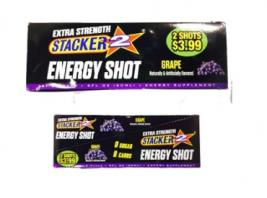 STACKER 2 XSTR GRAPE 2/$3.99