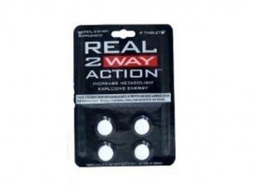 REAL 2-WAY ACTION SUPPLEMENT