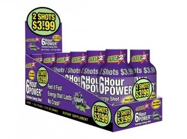 6-HR POWER GRAPE 2/$3.99