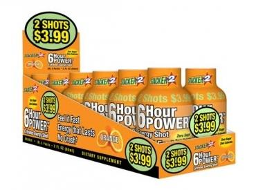 6-HR POWER ORANGE 2/$3.99