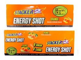STACKER 2 ORANGE 2/$3.99