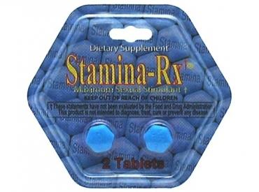 STAMINA RX BLISTER PACK