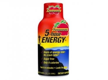 5 HOUR ENERGY - POMEGRANATE