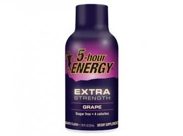 5 HOUR ENERGY - GRAPE EX-STR.