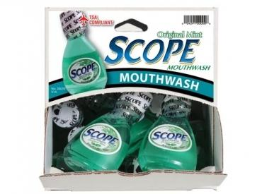 SCOPE MOUTHWASH DISPENSIT
