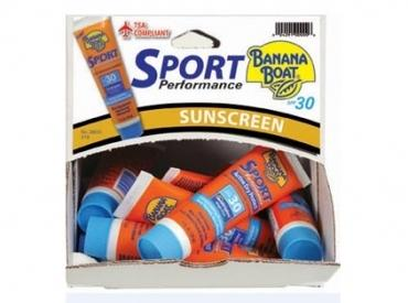 BANANA BOAT 30 SPF SUNSCREEN