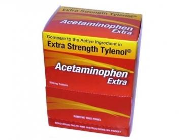 ACETAMINOPHIN EXTRA STRENGTH