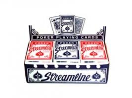 STREAMLINE POKER CARDS