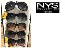 LADIES FASHION SUNGLASSES-ASST