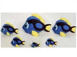 DORY BLUE TANG-12.5in