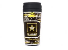 ARMY METALLIC TUMBLER