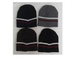STRIPE INSULATED HAT