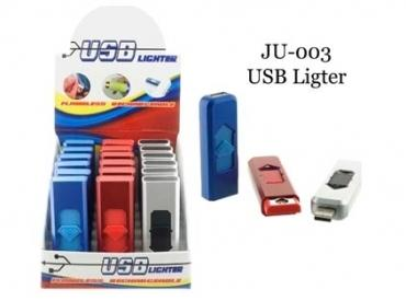 METALLIC USB LIGHTER