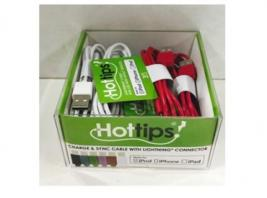 H-TIP MFI APPLE 8 PIN CABLE