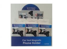 MAGNET VENT CELL PHONE HOLDER