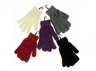 CHENILLE GLOVES-LADIES