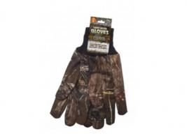 CAMO WORK GLOVES