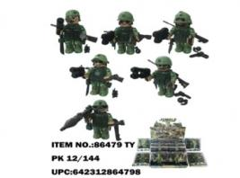 SPECIAL FORCES FIGURE SET