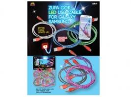 COIL LED USB MICRO CABLE