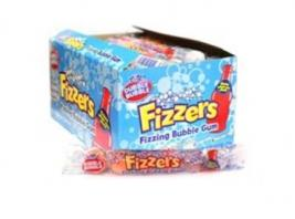 DOUBLE BUBBLE FIZZERS GUM