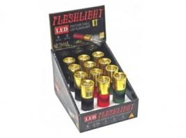 SHOTGUN SHELL FLASHLIGHT