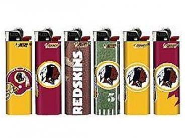 WASHINGTON REDSKINS BIC