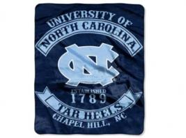 UNC ROYAL PLUSH BLANKET
