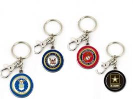 MILITARY KEY CHAINS